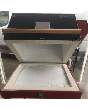 glasoven 650x650mm prijs vanaf